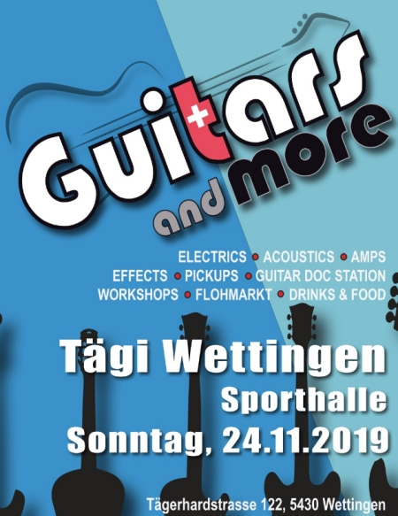 Guitars & more 2019