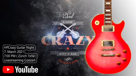 HPCrazy Guitar Night