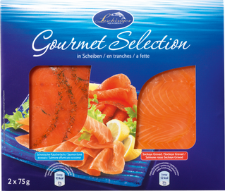 Laschinger Lachs Gourmet Selection