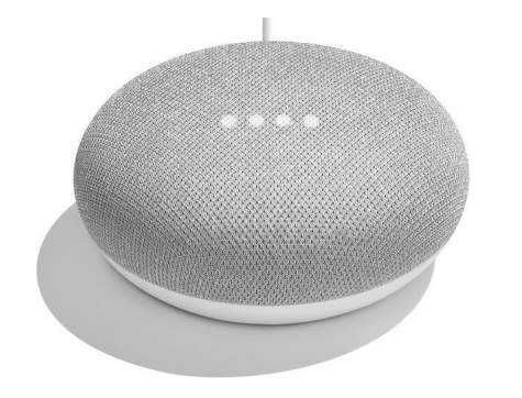 Google Home Mini Silver