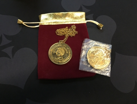 Medallion Caesars Palace Las Vegas Limited Edition