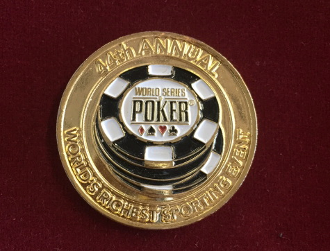 Collectible World Series of Poker 44th Annual, WSOP