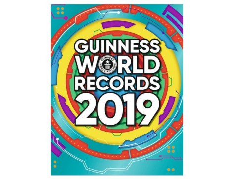 Buch Guinness World Records 2019