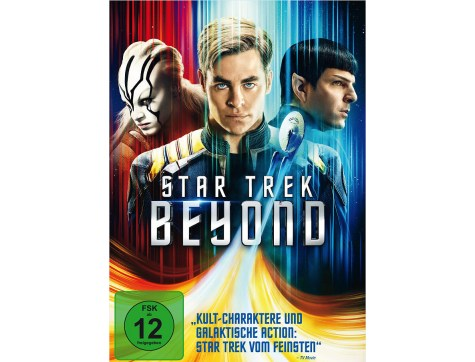 Star Trek - Beyond DVD