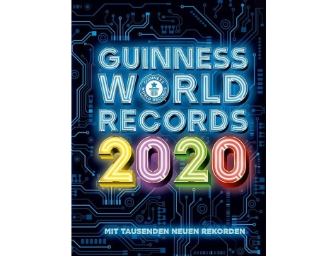 Buch Guinness World Records 2020