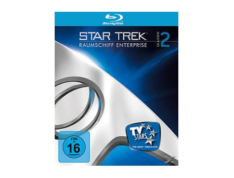 Raumschiff Enterprise Season 2 (Blu-ray Disc)